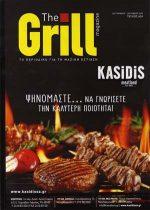 The Grill magazine